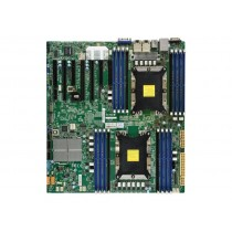 Supermicro X11DPH-I Server-/Workstation-Motherboard LGA 3647 (Socket P) Intel® C621 Erweitertes ATX