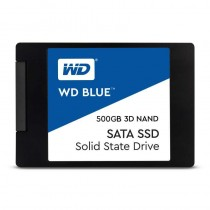 "WD Blue 3D Solid State Drive (SSD) 2.5"" 500 GB Serial ATA III"