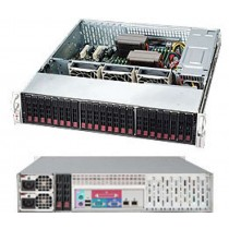 Supermicro 2HE SuperChassis 216BE1C-R920LPB - Gehäuse - ATX