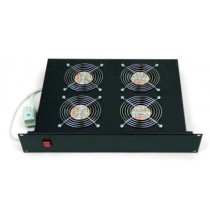 "TRITON 19"" Horizontal fan unit - 4 fans"