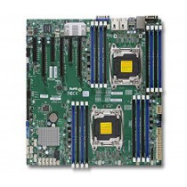 Supermicro X10DRi Server-/Workstation-Motherboard LGA 2011 (Socket R) Intel® C612 Erweitertes ATX