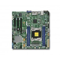 Supermicro X10SRM-F Server-/Workstation-Motherboard LGA 2011 (Socket R) Intel® C612 microATX