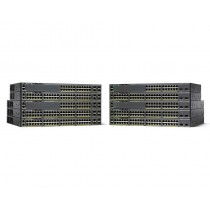Cisco Catalyst WS-C2960X-48TD-L Netzwerk-Switch Managed L2 Gigabit Ethernet (10/100/1000) Schwarz