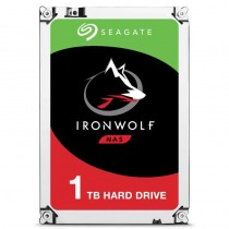 Seagate IronWolf ST1000VN002 Interne Festplatte 3.5 Zoll 1000 GB Serial ATA III