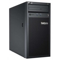 Lenovo ThinkSystem ST50 - 3,4 GHz - E-2124G - 8 GB - DDR4-SDRAM - 2000 GB - Turm (4U)