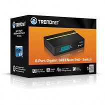 TRENDnet TPE TG80G - Switch