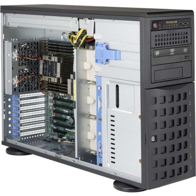 Supermicro SC745 TQ-R920B - Tower - 4U