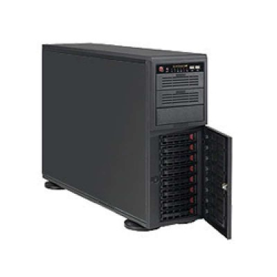 Supermicro SC743 TQ-1200B - Tower - 4U