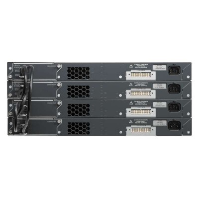 Cisco Small Business WS-C2960X-24TS-L Netzwerk-Switch Managed L2/L3 Gigabit Ethernet (10/100/1000) Schwarz 1U